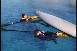 duo inflating paddle floats